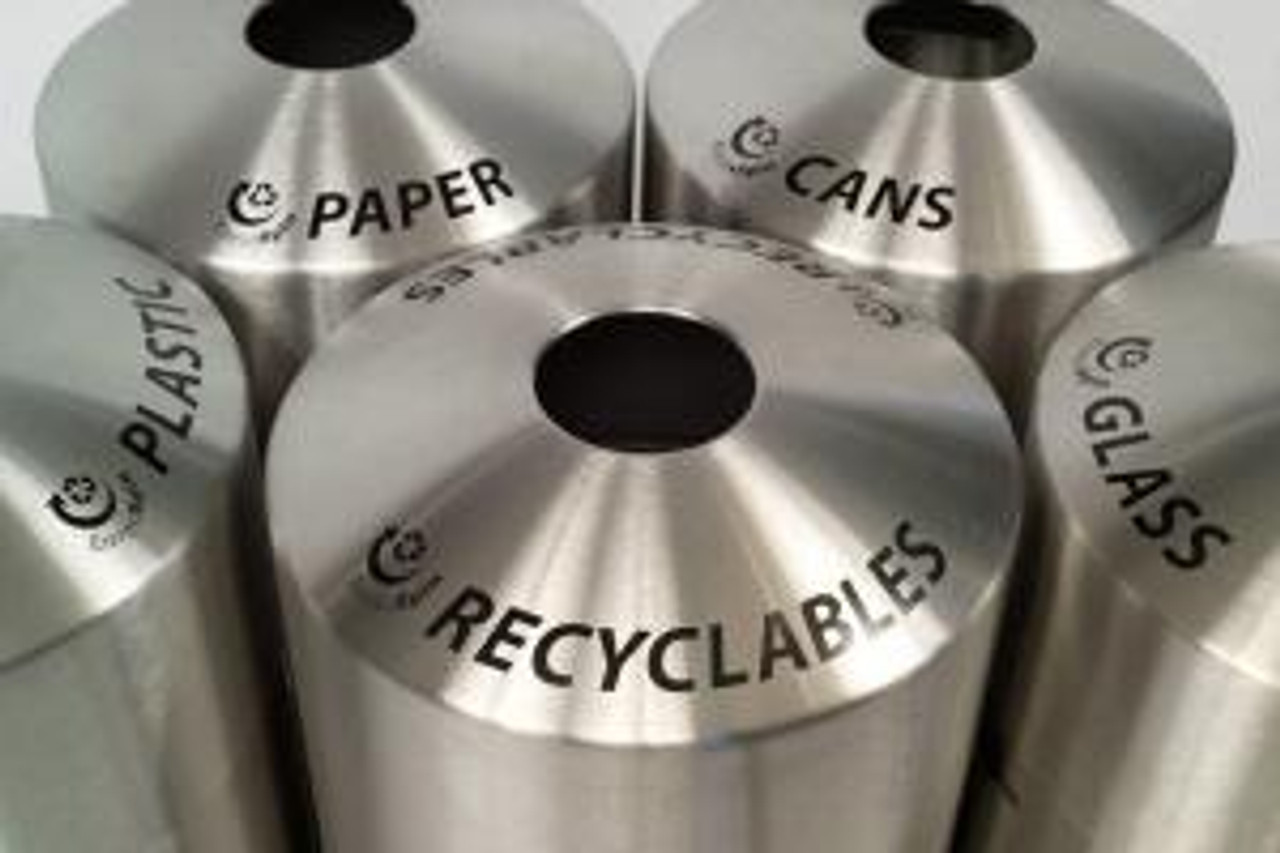 Recycling Decal Options