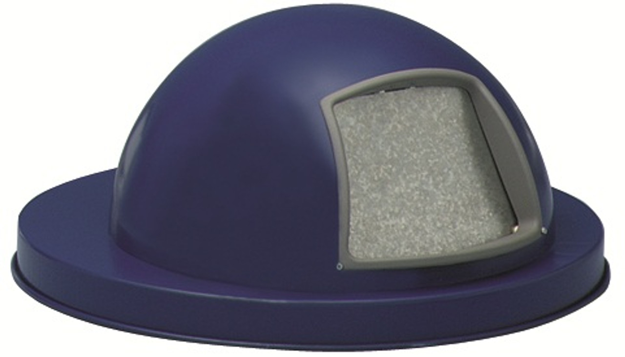 Dome Top with Push Door Lid