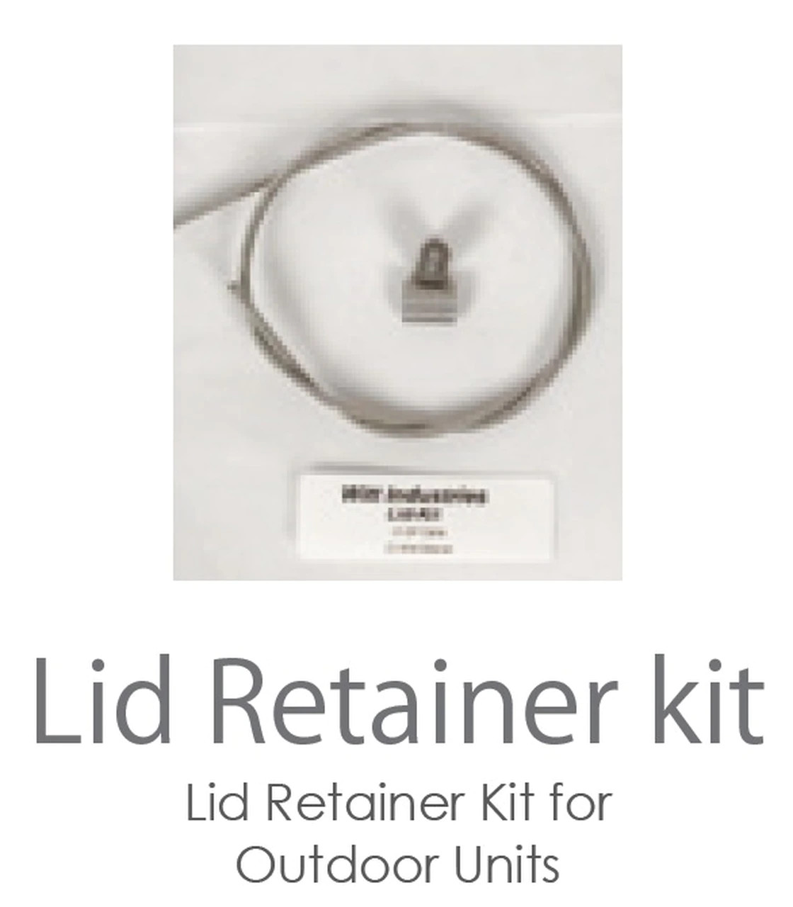 Lid Cable