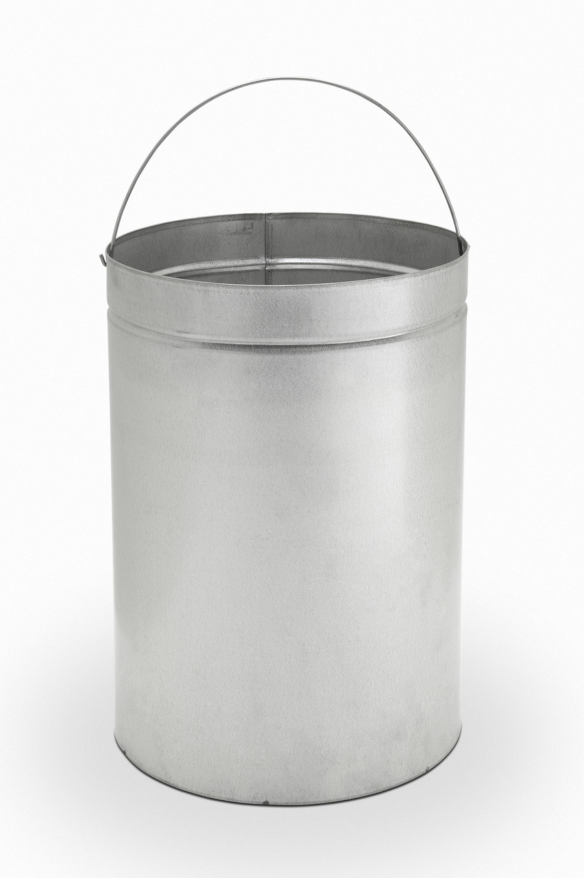 Includes Fire Safe Steel Galvanized Inside Liner