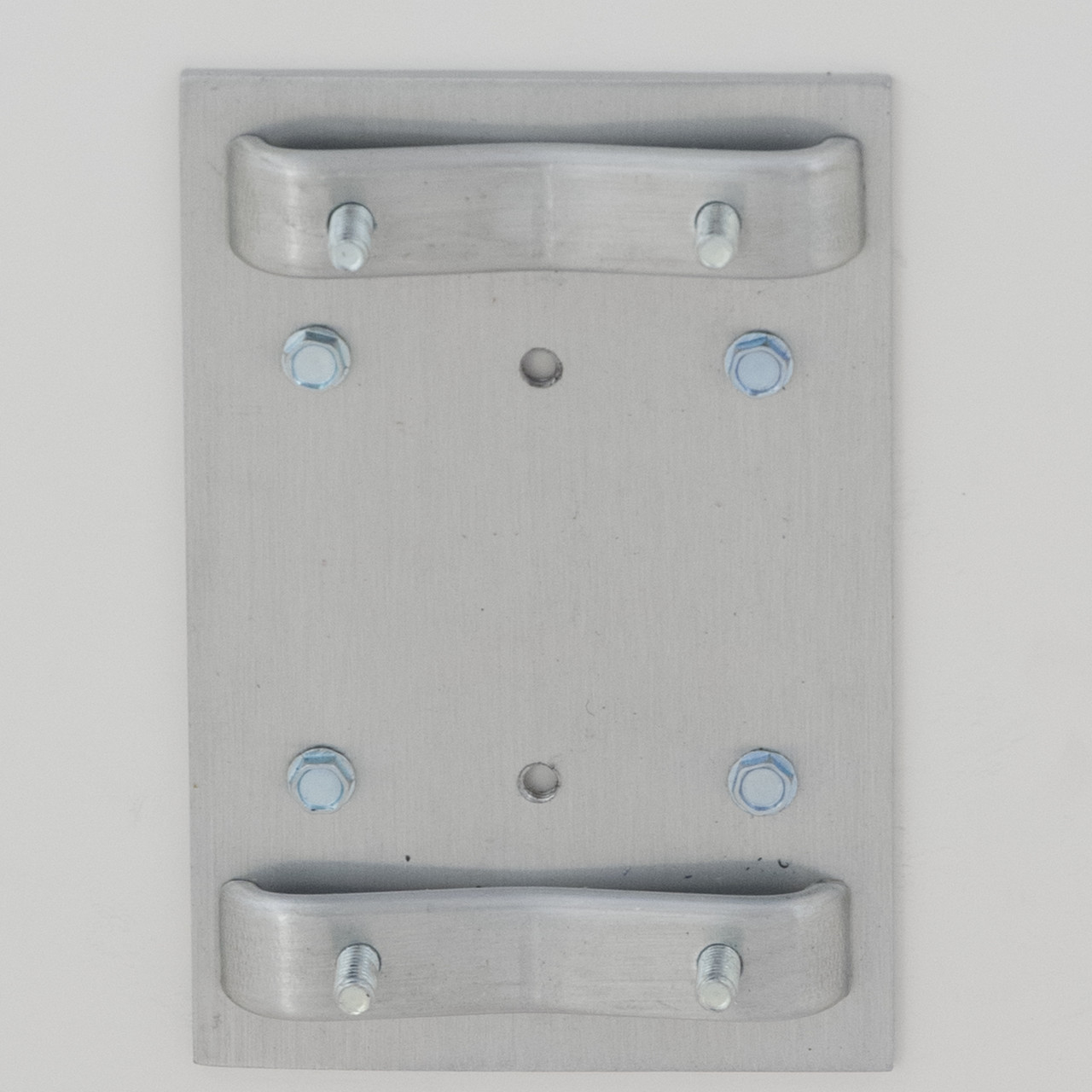 SATIN ALUMINUM WALL BRACKET