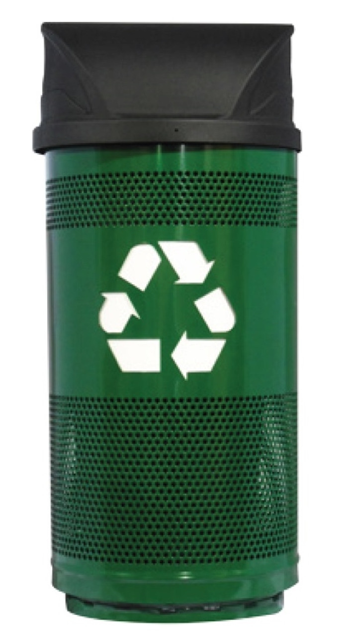 Stadium Recycler Green (Shown in Evergreen)