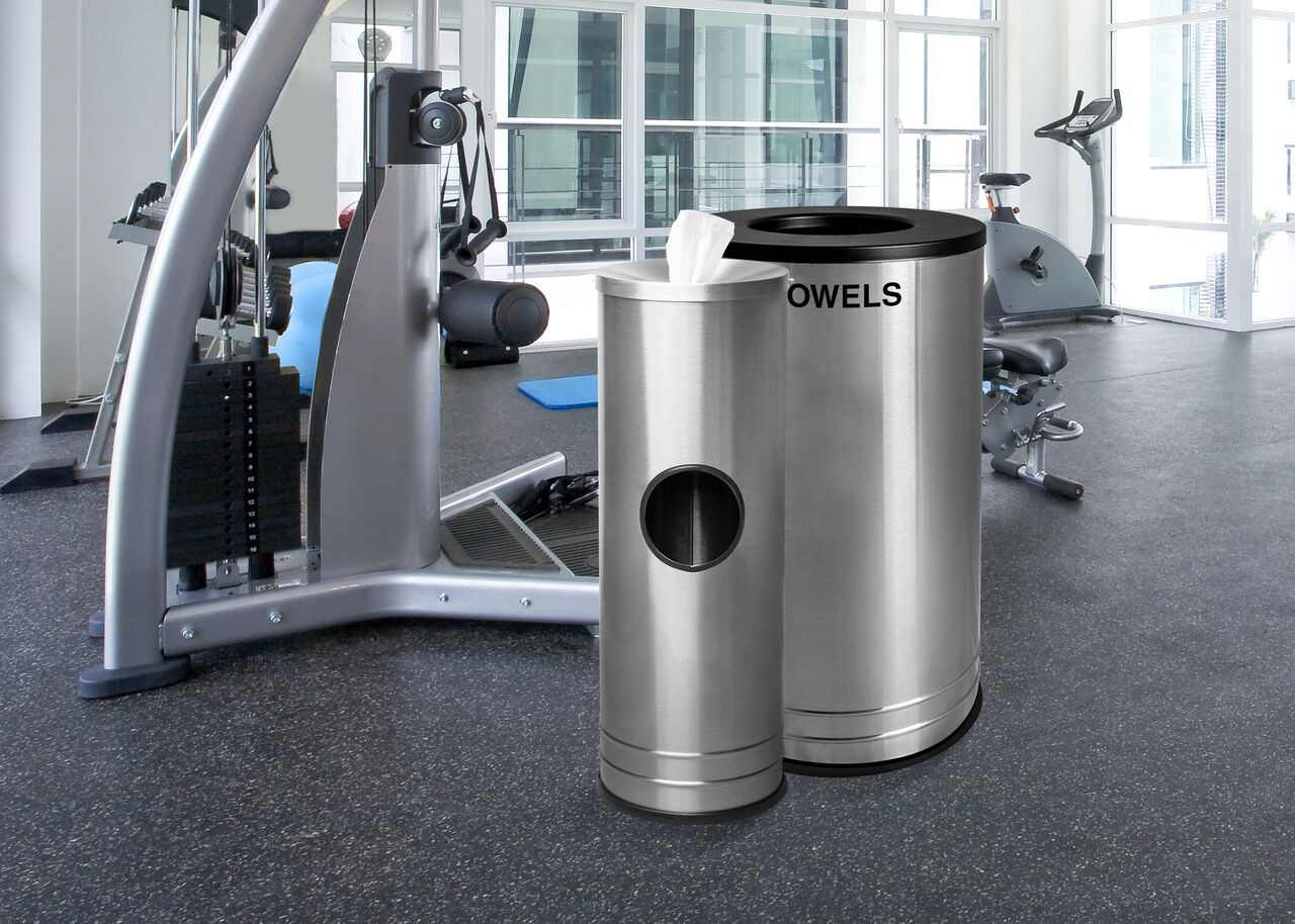 Gym Receptacles