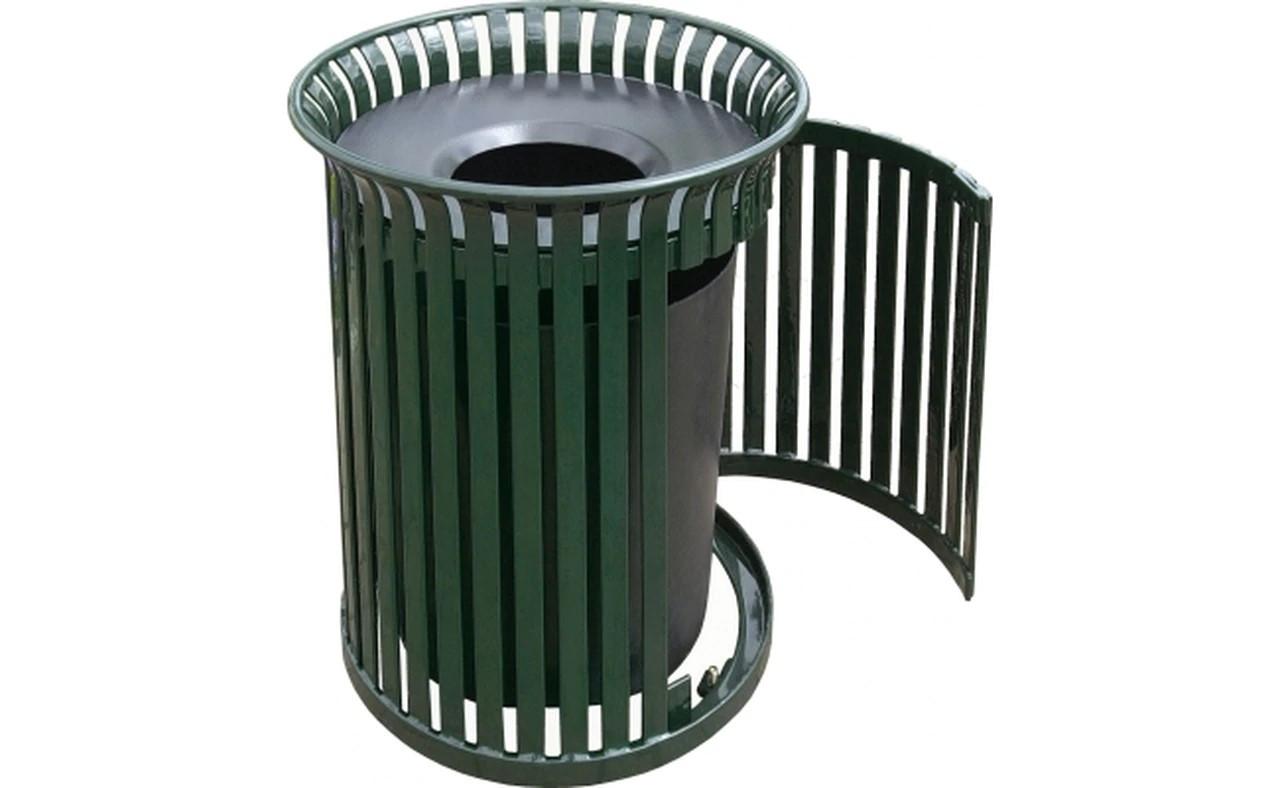 Waste Receptacle MF3222 with Side Door