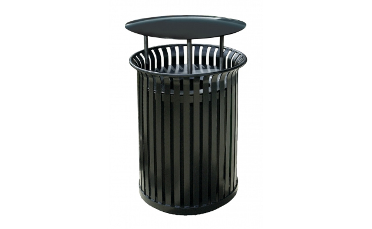 Covered Waste Receptacle MF3203