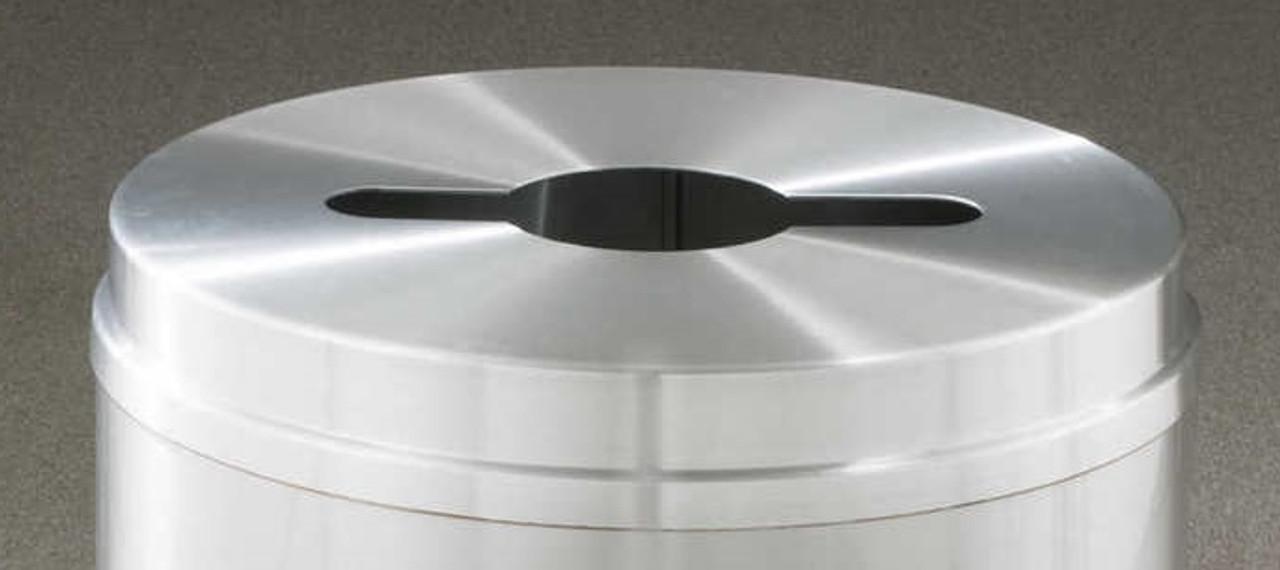 Glaro Multi Purpose Lid Satin Aluminum