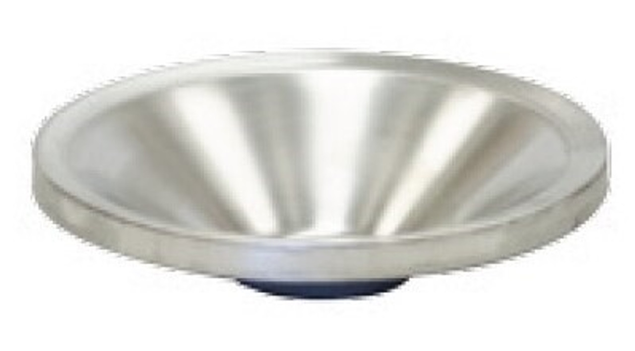 Aluminum Ashtray Pan P2000T for Witt Oakley Outdoor Ash and Trash Cans