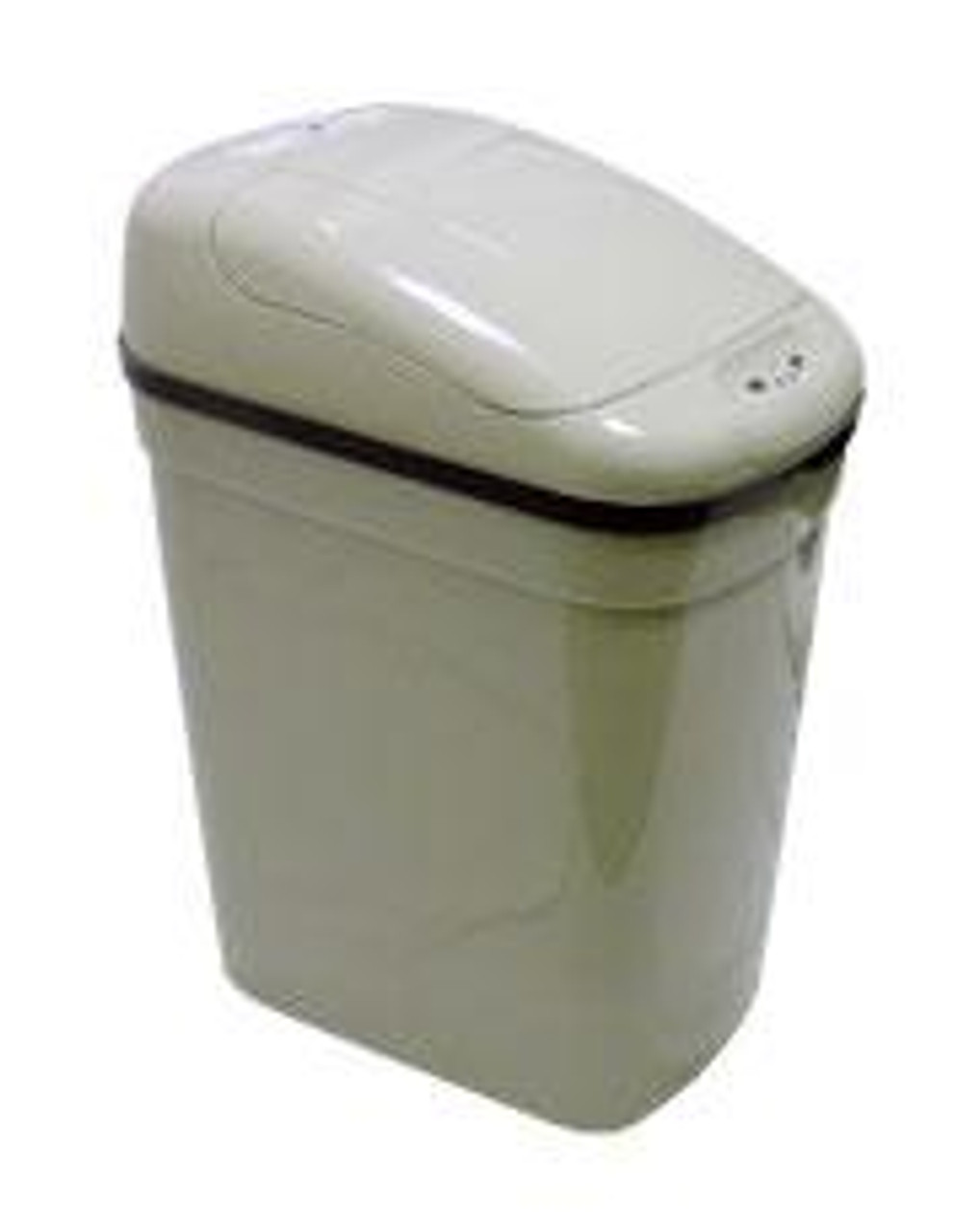 Touchless Automatic Trash Can Gray 5 Gallon