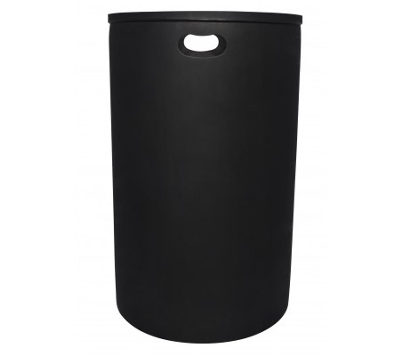 East & South Hampton Black Plastic 45 Gallon Liner