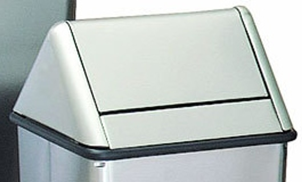 13 x 13 Metal Stainless Steel Swing Top LID ONLY for 1311HTSS