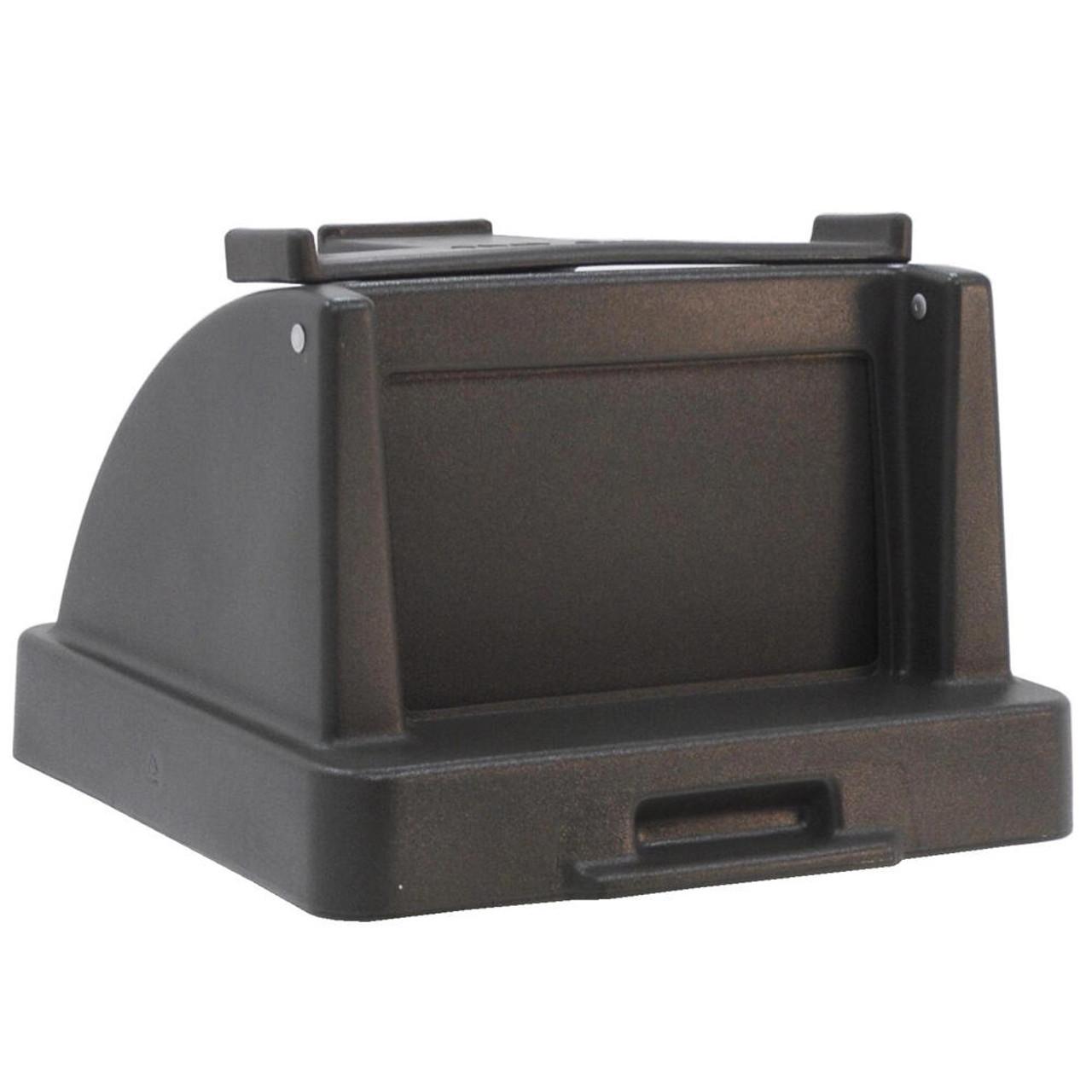 20.5 x 20.5 Push Door Lid with Tray Caddy TF1405/TF1415 (Many Colors)