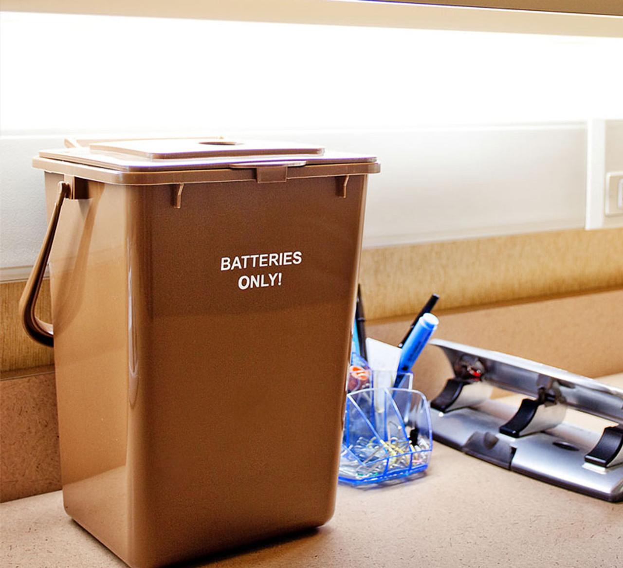 Battery Recycle Bin