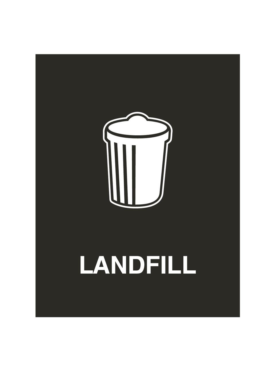 Landfill Black
