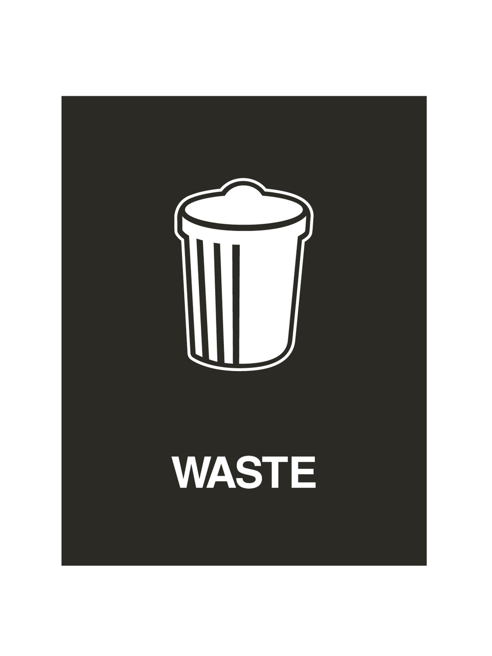 Waste Black