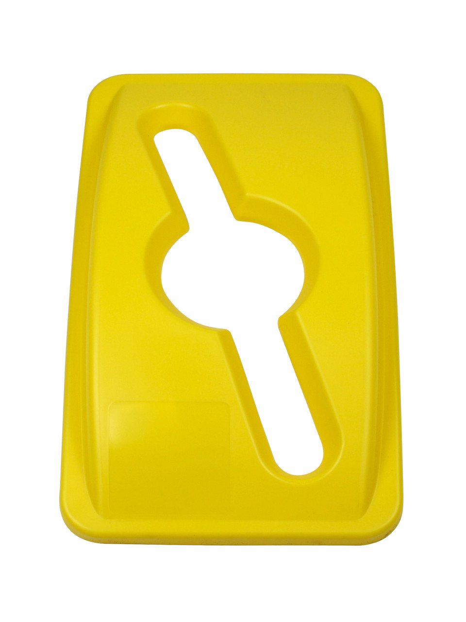 MIXED OPENING LID YELLOW
