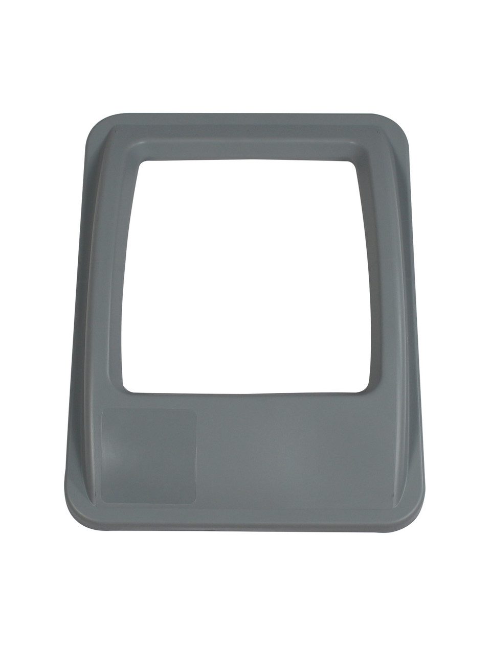 RECTANGLE OPENING LID