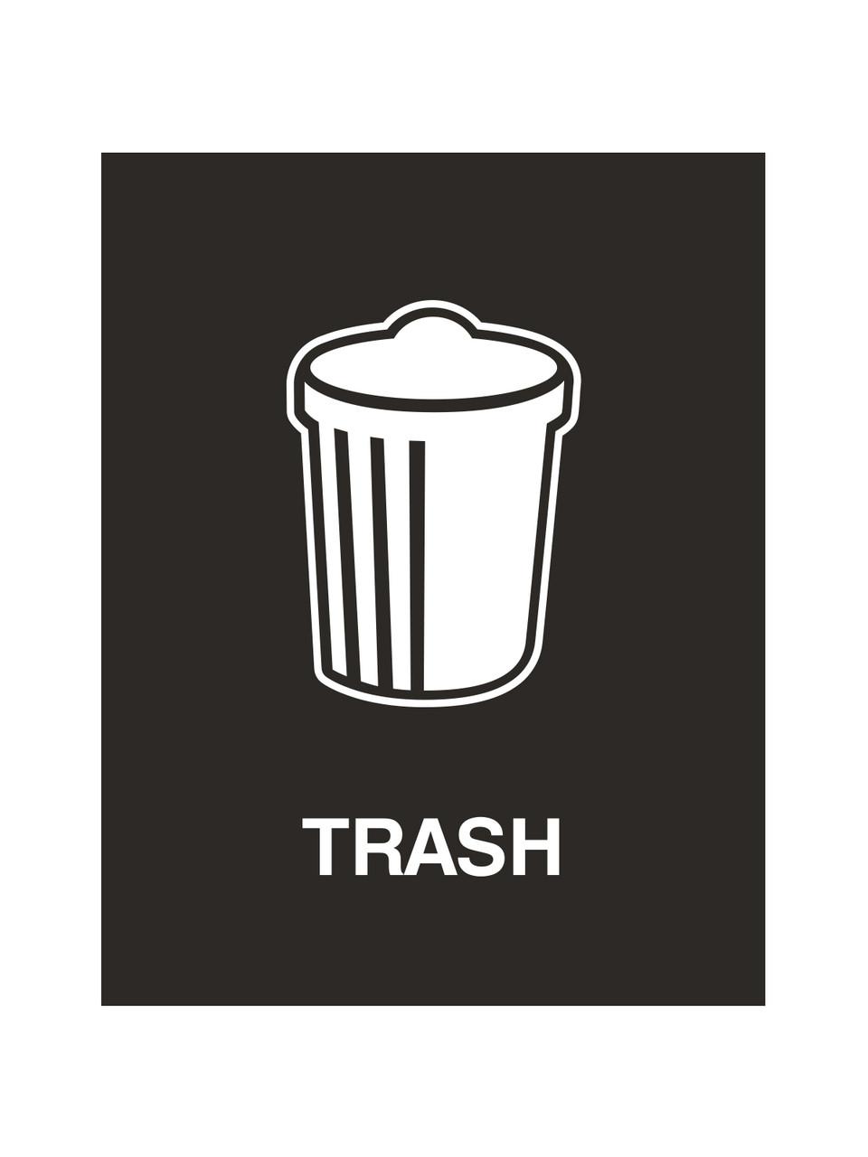 Trash Black