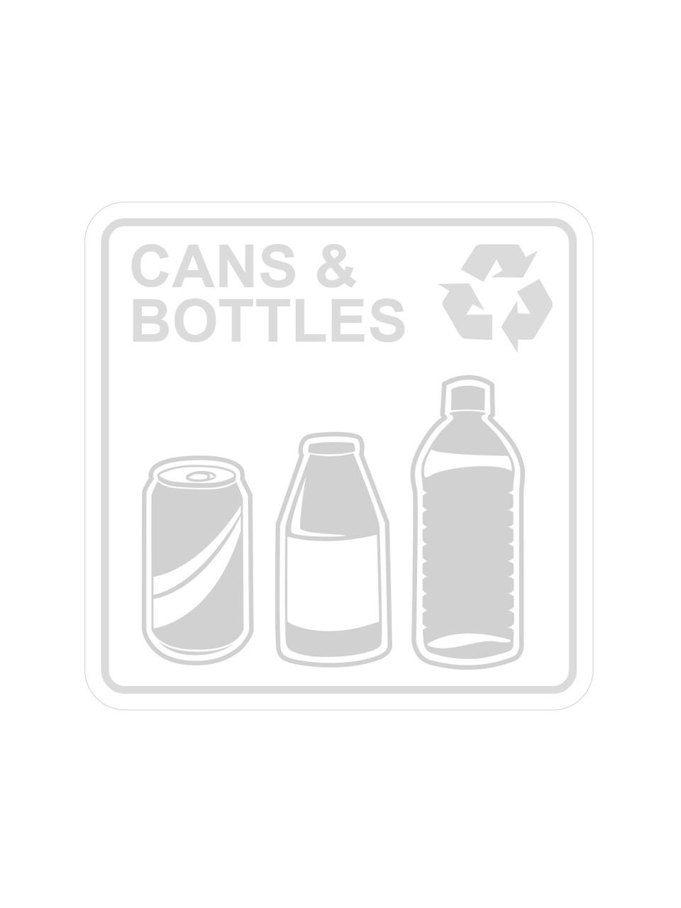 Cans & Bottles