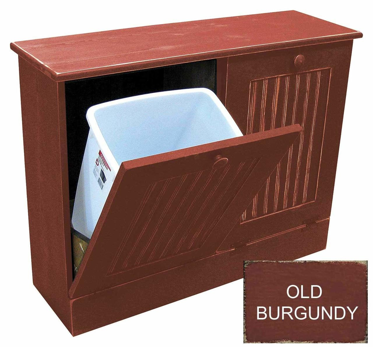 OLD BURGUNDY SMALL
