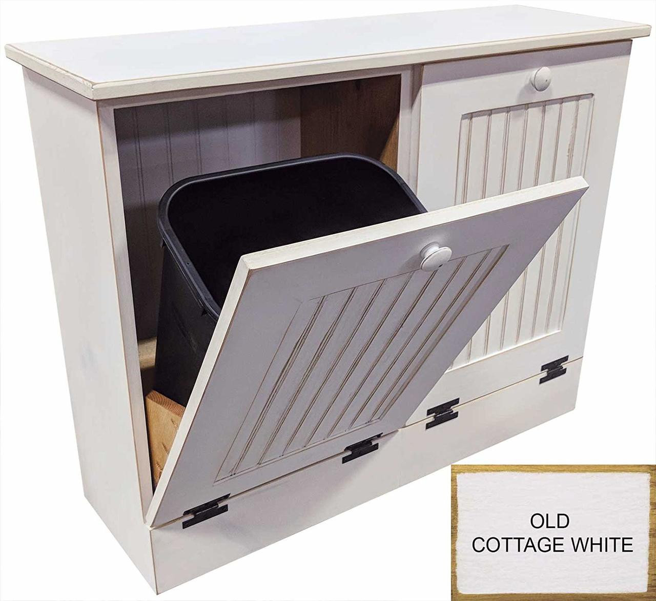 COTTAGE WHITE OLD SMALL