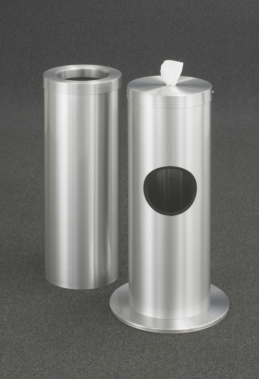 with Optional F1024 Matching Trash Can