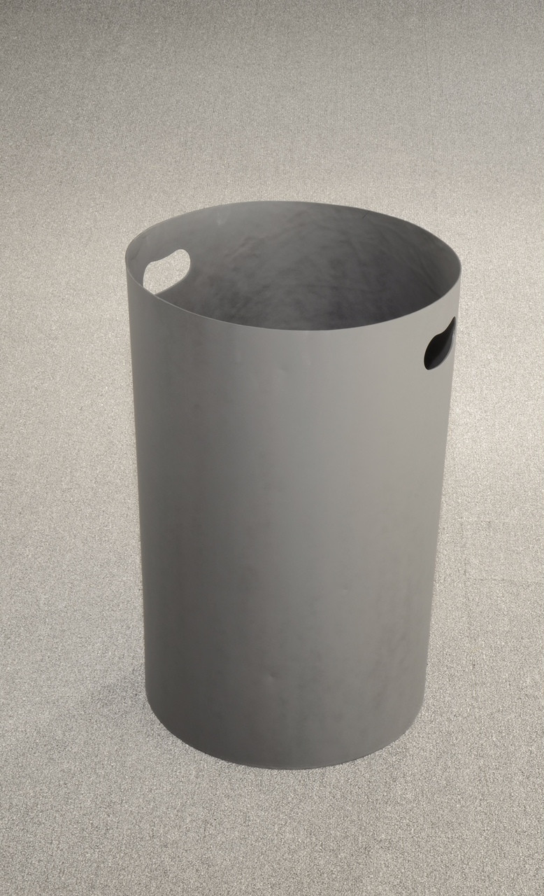 15 Gallon Plastic Liner PLC15 for 15 Inch Diam. Recycle Bins & Trash Cans
