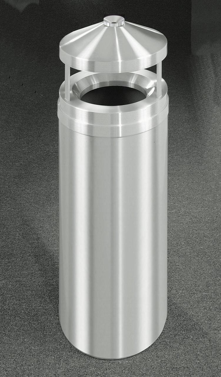 12 Gallon Satin Aluminum