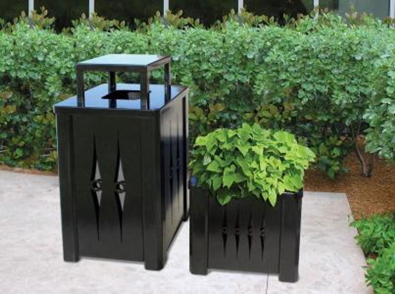 Optional Matching Planter