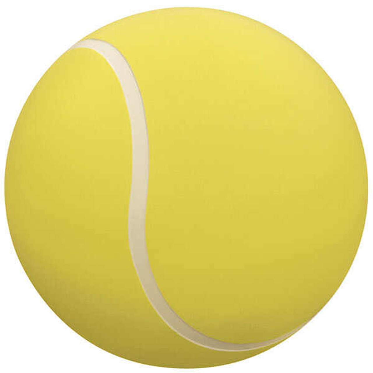 24 Inch Tennis Ball Bollard Safety Barrier Sphere TF6213