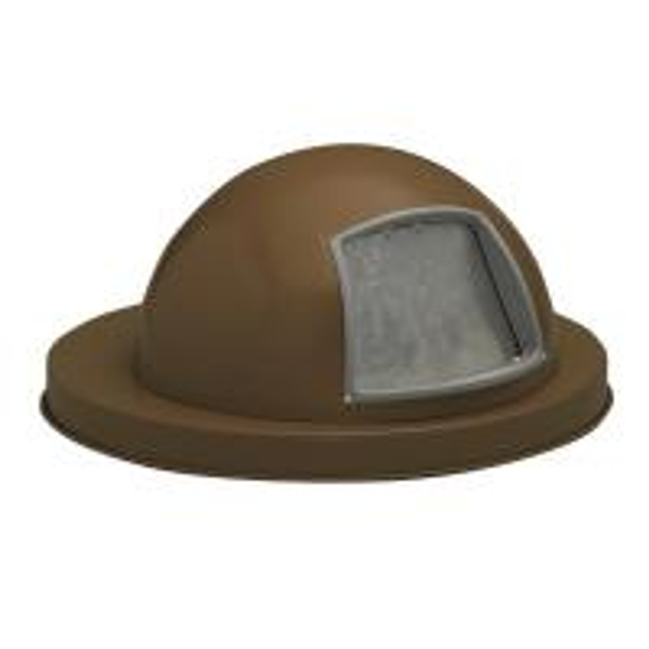 18.75 Inch Painted Metal Dome Lid M2401-DTL-BN