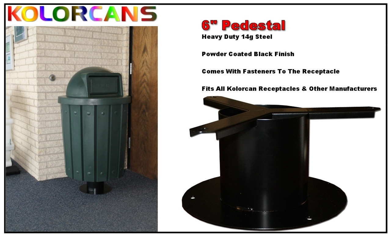 Optional Pedestal Stand