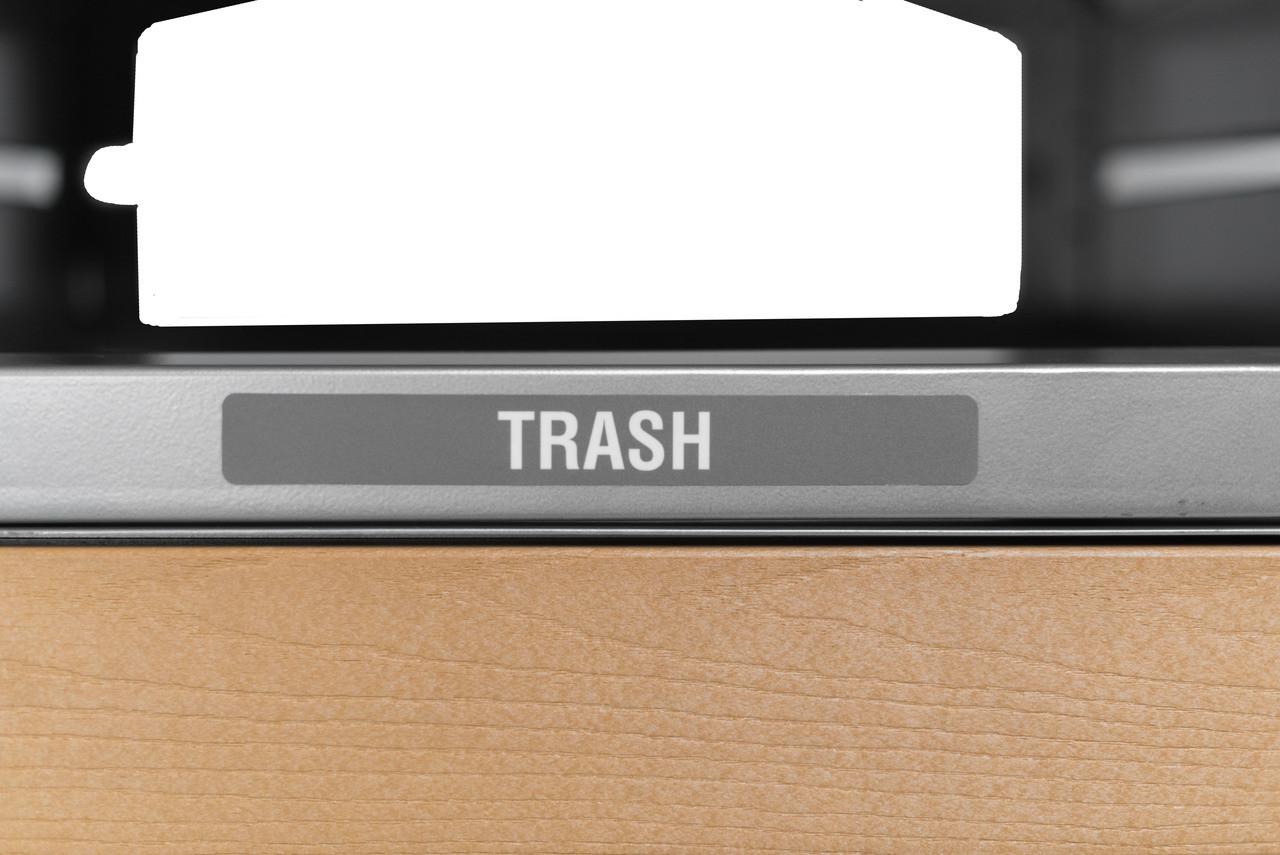 Trash Label