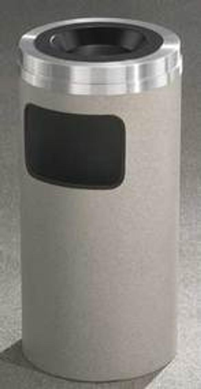 Granite with Satin Aluminum Cover