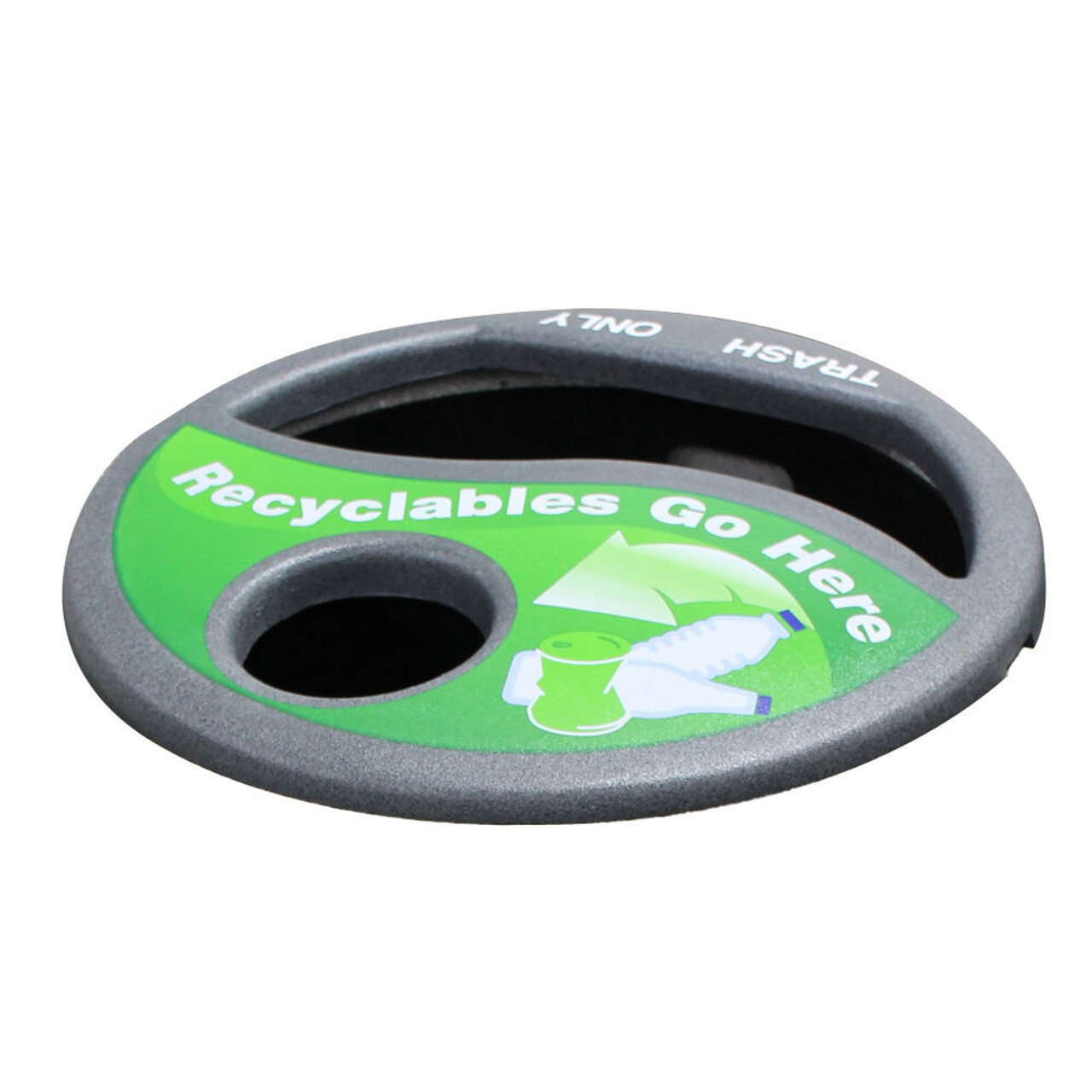 Dual Opening Trash/Recycle Lid Only TF1483