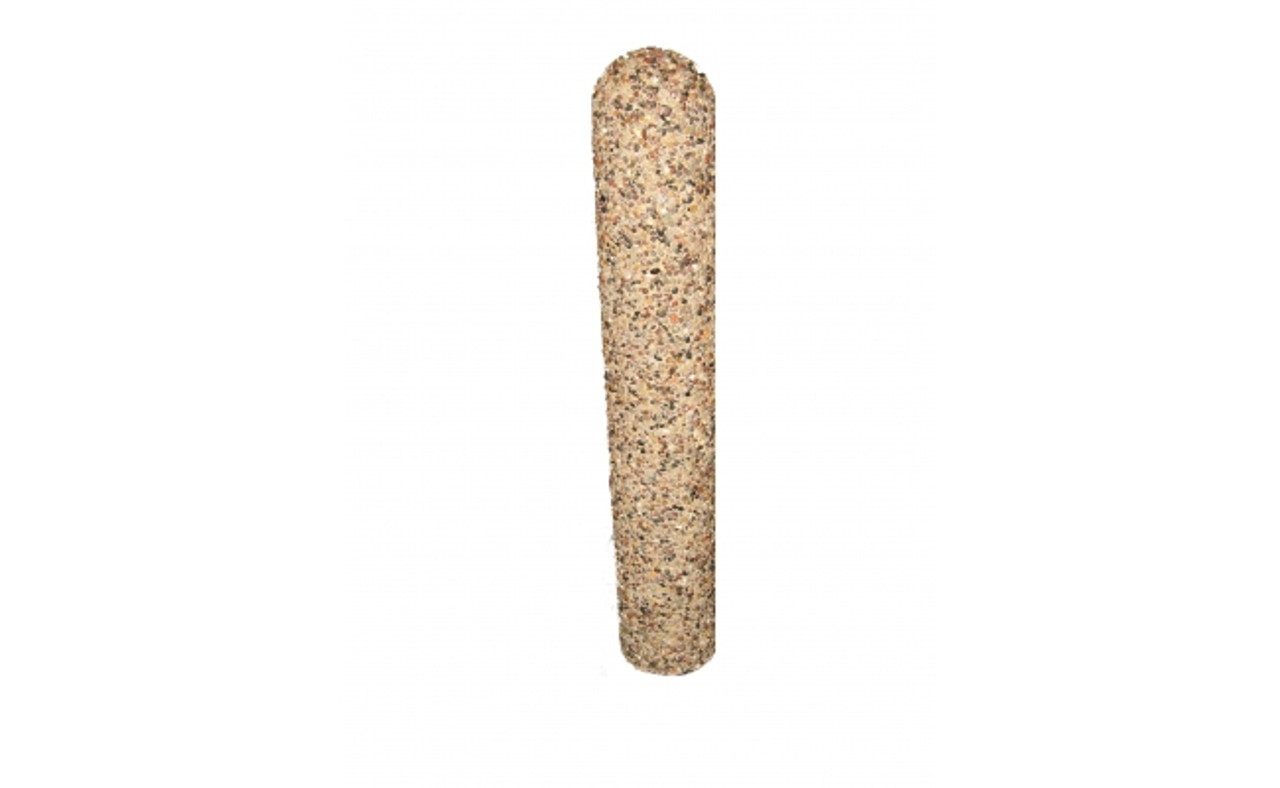 Safety Barrier Exposed Aggregate