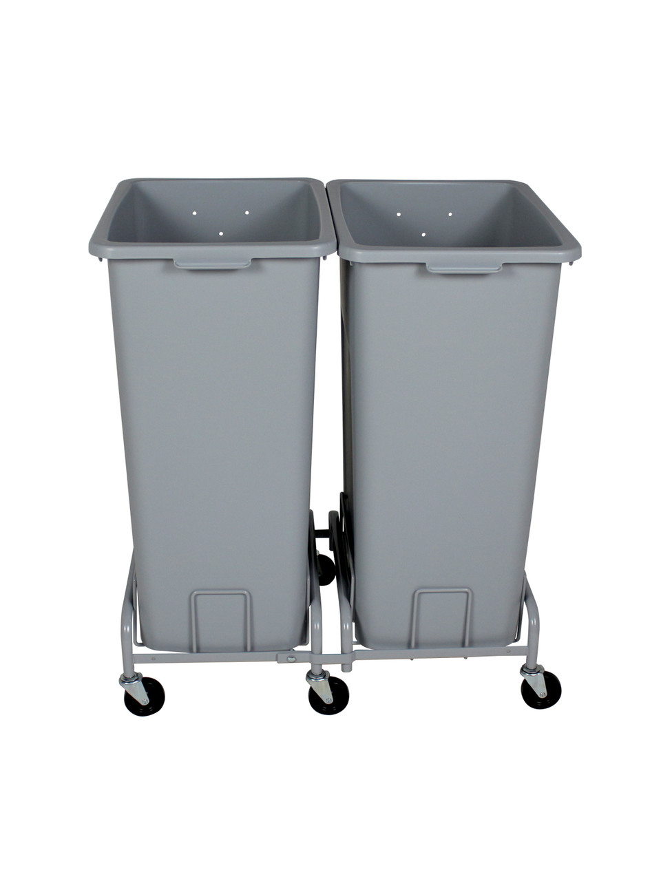 TRASH CANS NOT INCLUDED