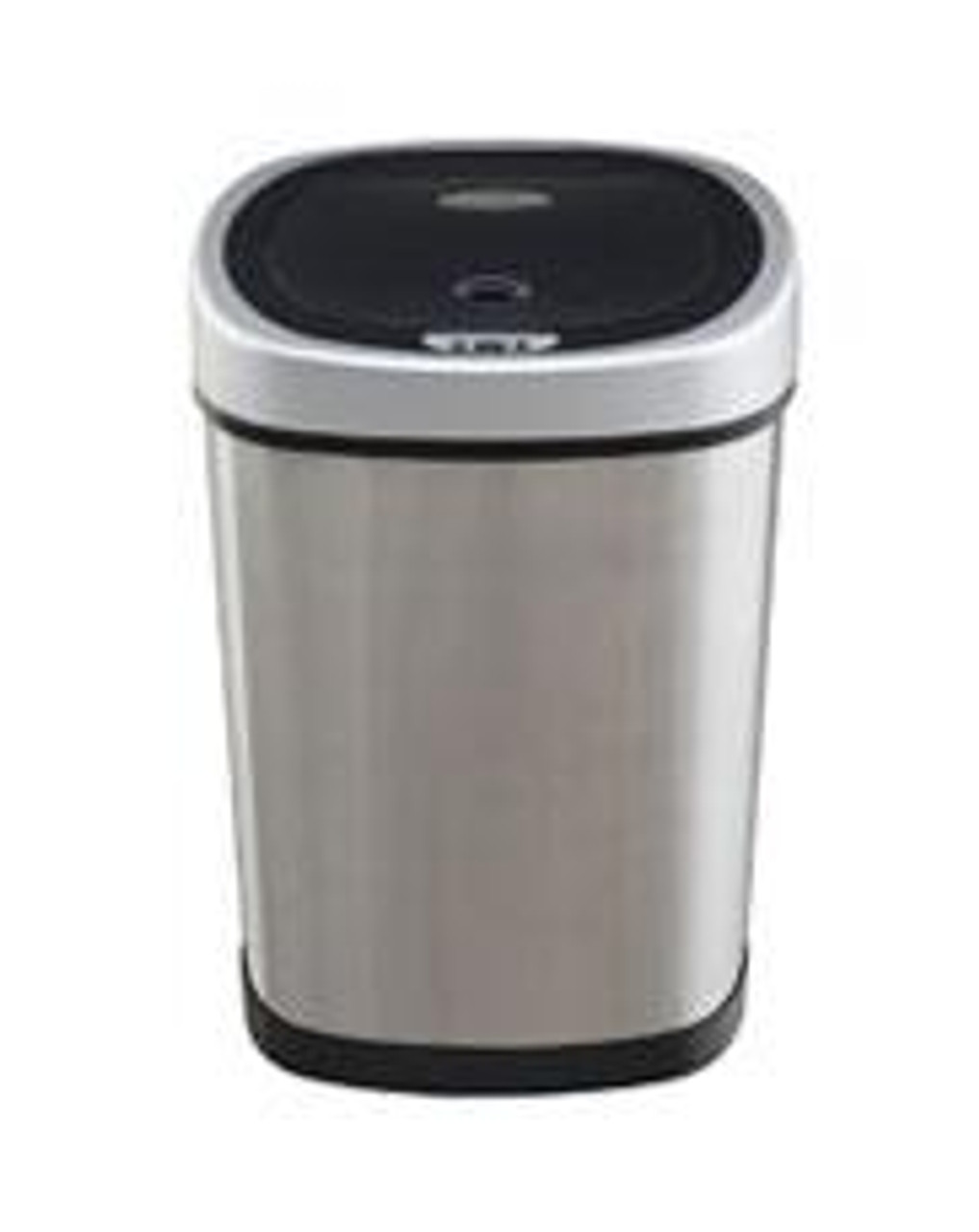 11-13 Gallon Touchless Automatic Trash Can Stainless Steel DZT-42-9