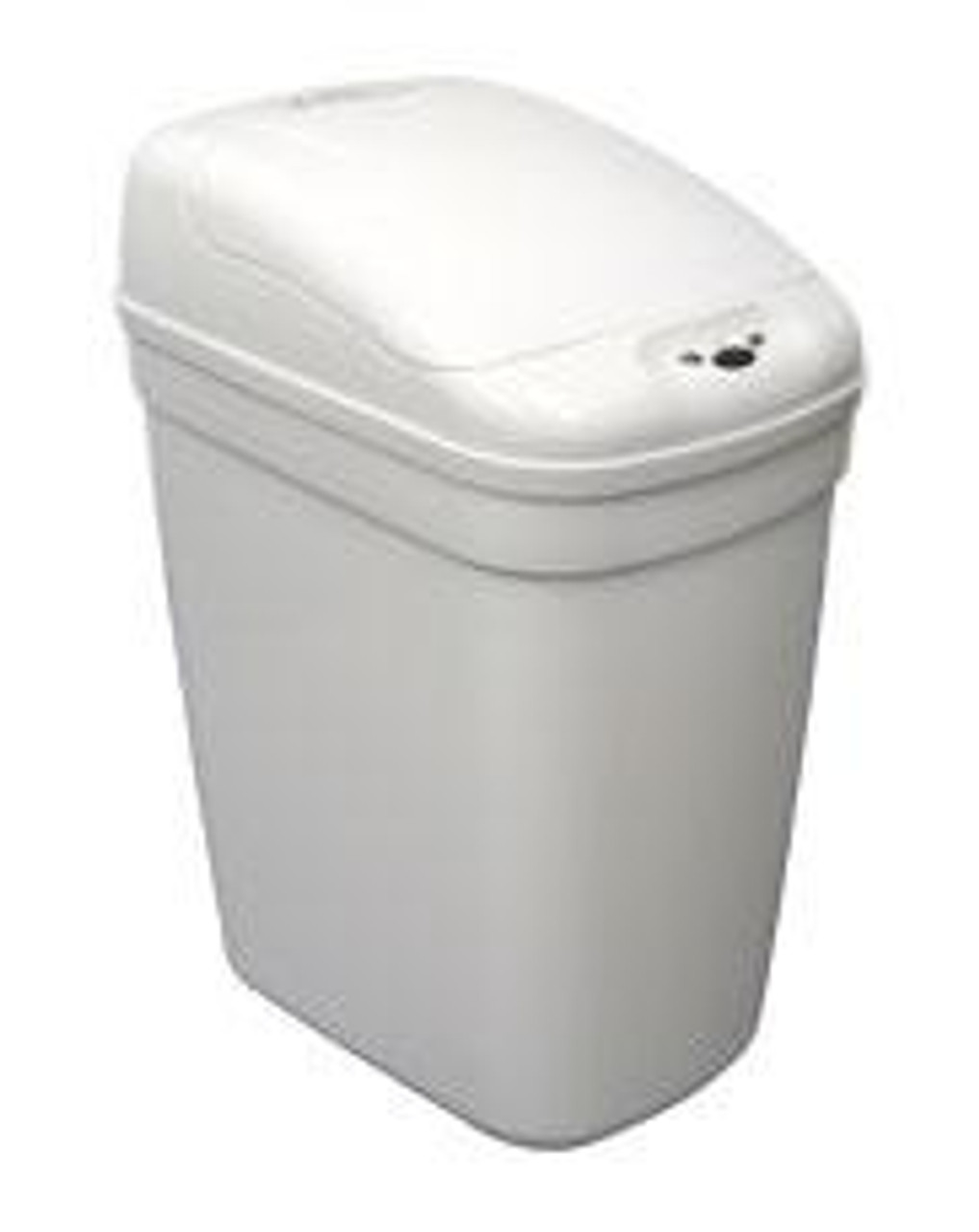 Touchless Automatic Trash Can 5 Gallon White