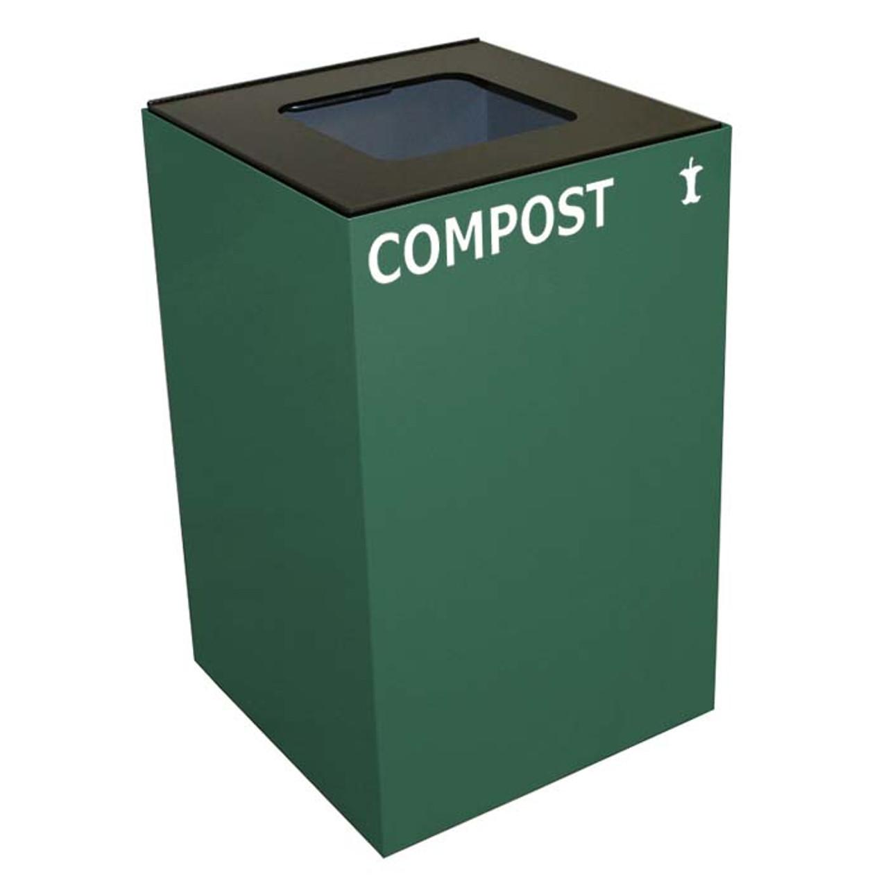 28 Gallon Geocube 28GC05-GN Compost Bin