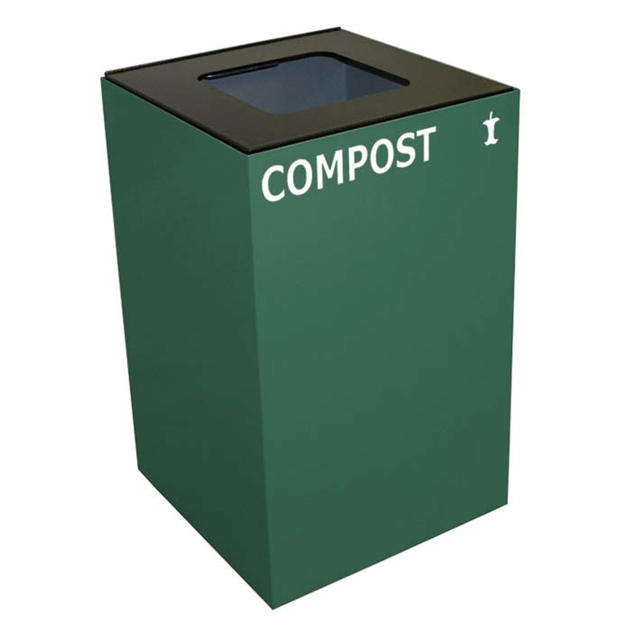 32 Gallon Geocube 32GC05-GN Compost Bin