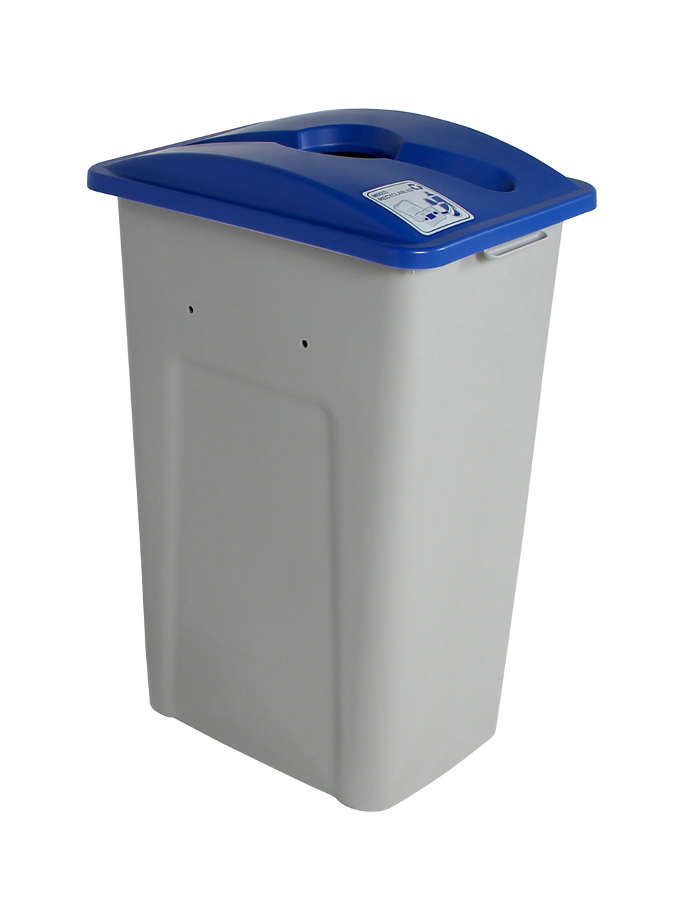 32 Gallon XL Simple Sort Recycling Bin (Mixed Recyclables)
