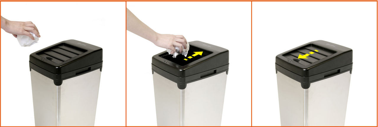 Automatic Touchless Lid