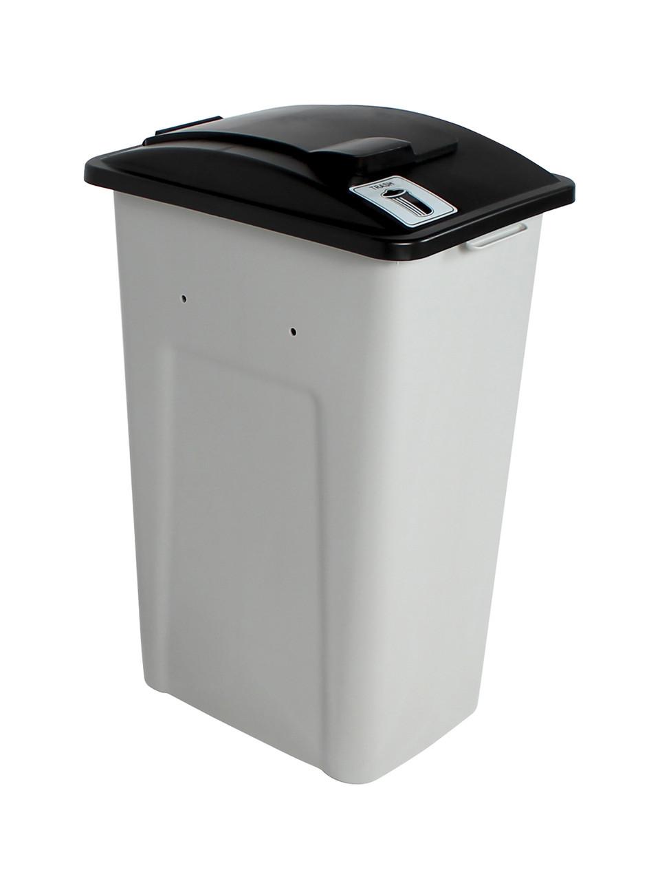 32 Gallon XL Simple Sort Trash Can (Trash, Lift Top)