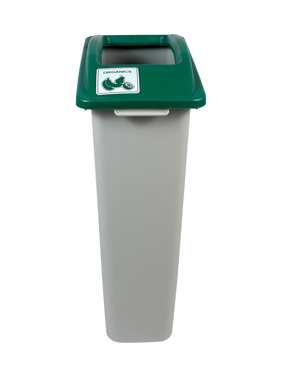 23 Gallon Skinny Compost Bin Open Top