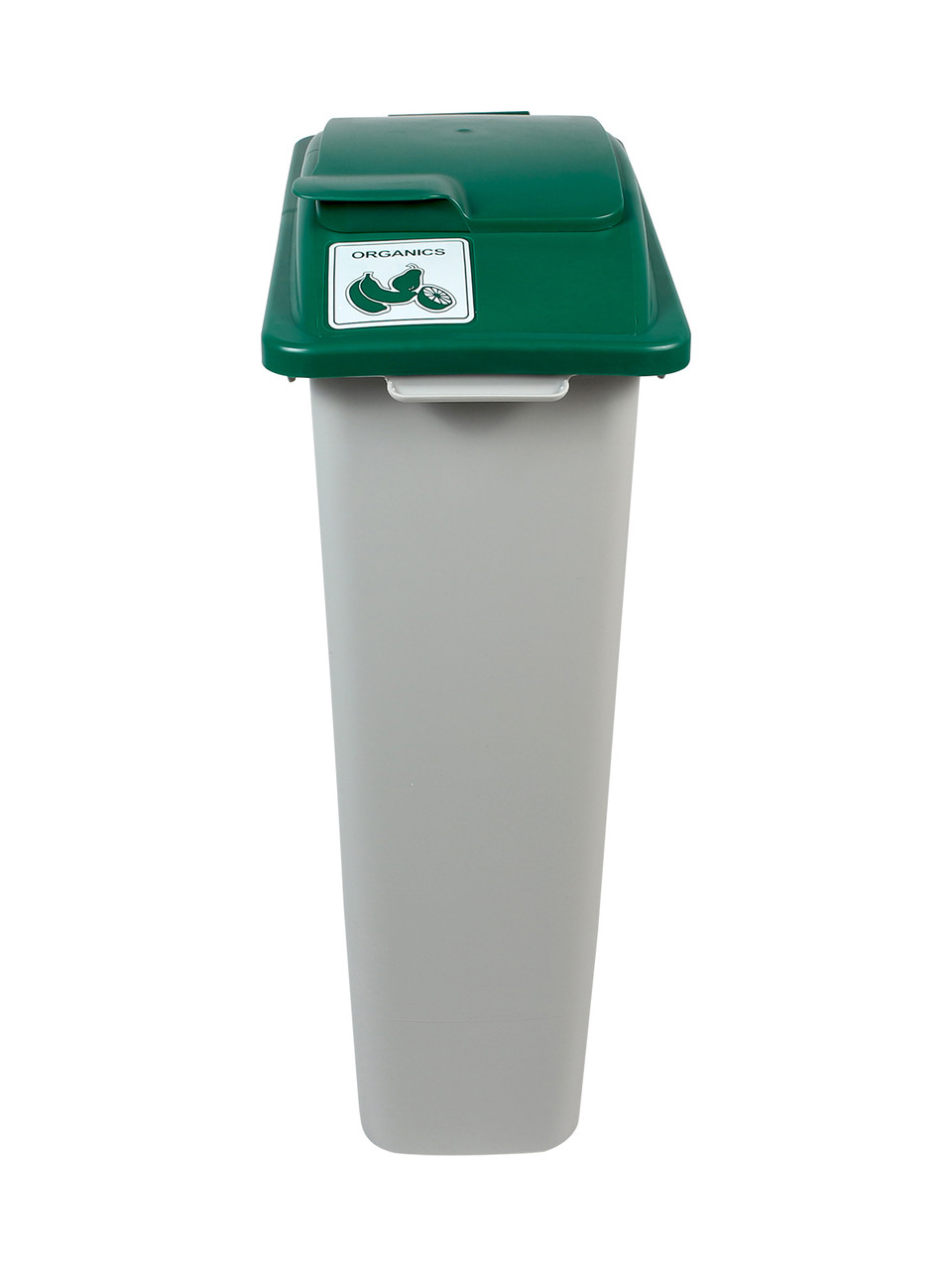 23 Gallon Skinny Compost Bin Lift Top