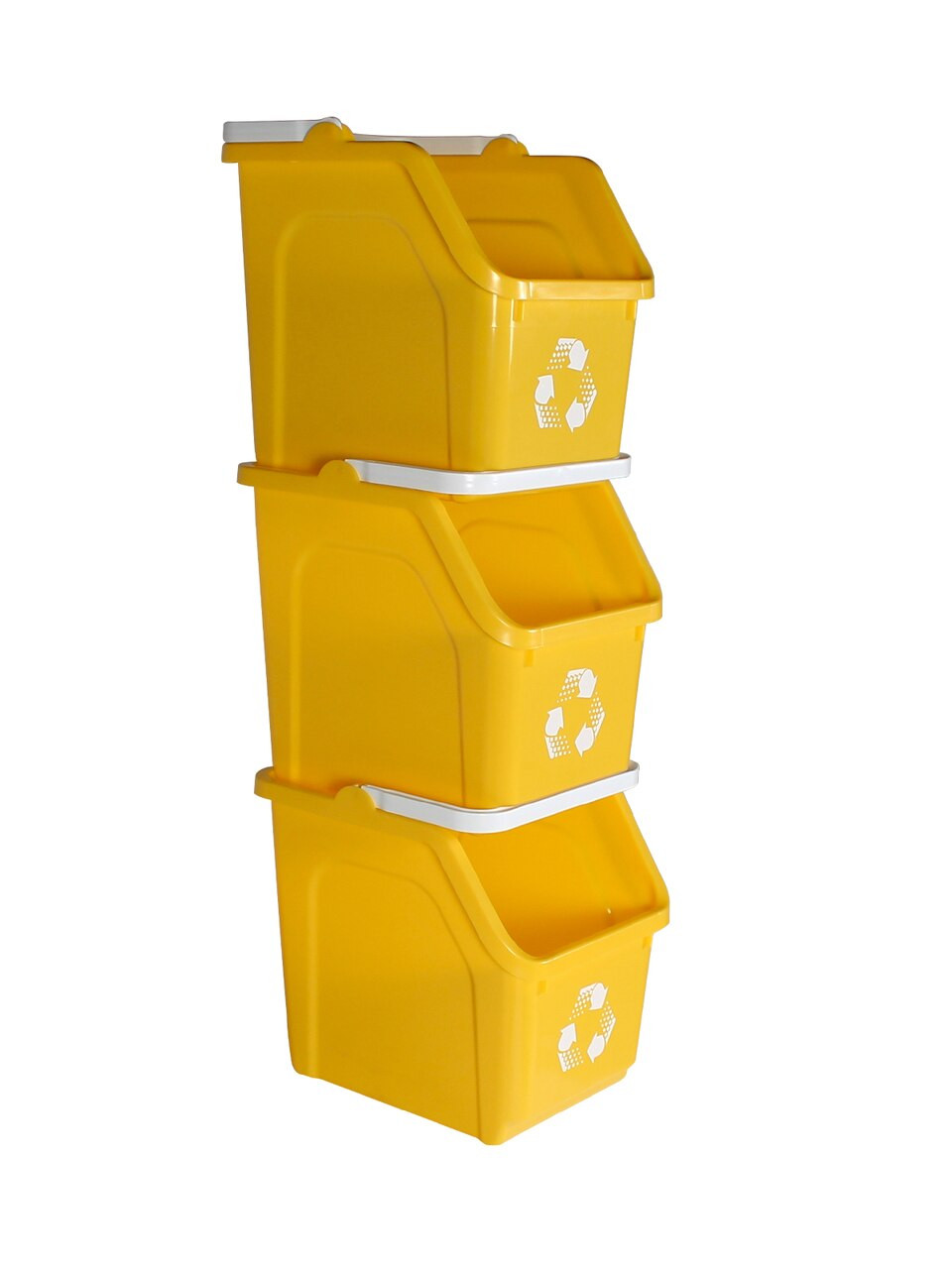 Stackable Multi Recycler 4 Pack (Yellow)