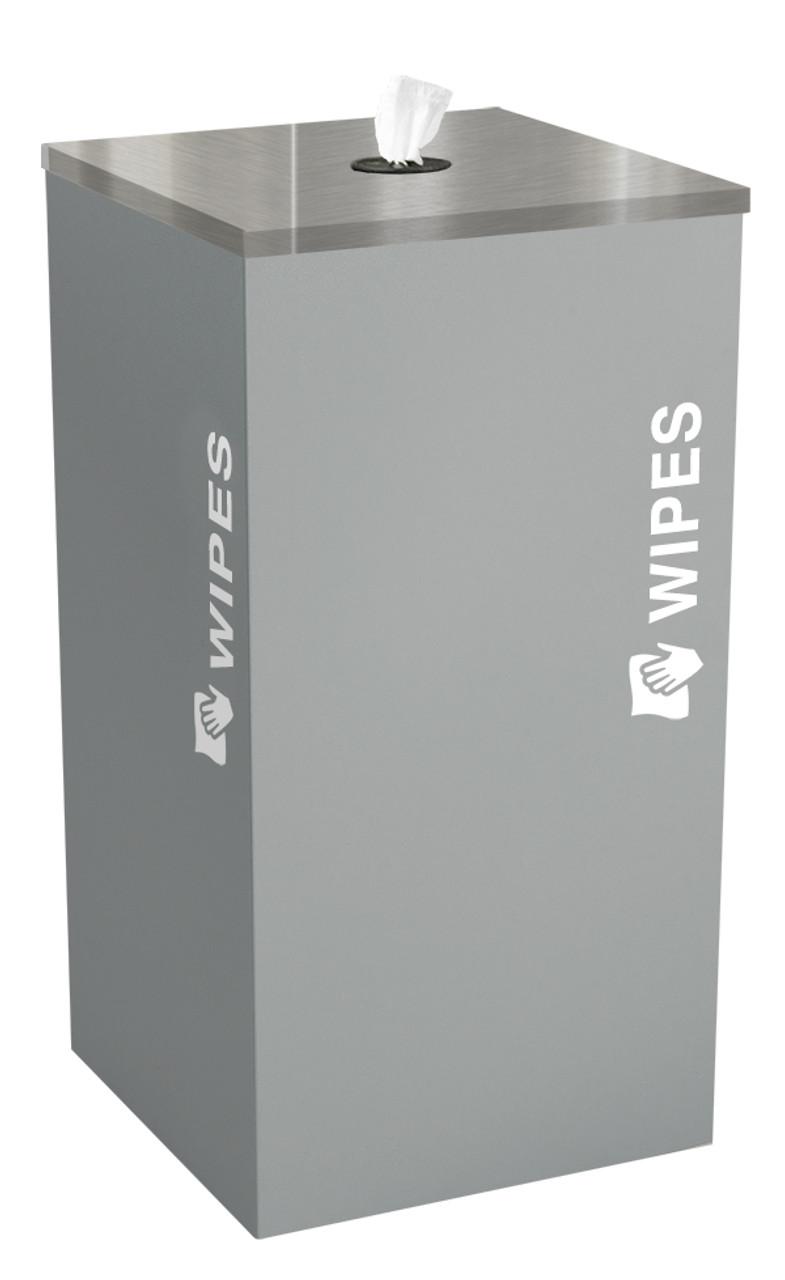 Kaleidoscope Disinfecting Wipe Dispenser SW-KD HMG Black Tie Series (for Bucket Wipes)