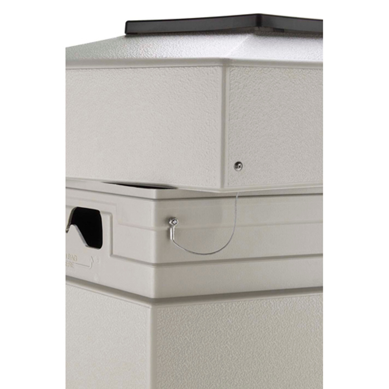 Optional 7 Inch Lid to Trash Can Base Cable
