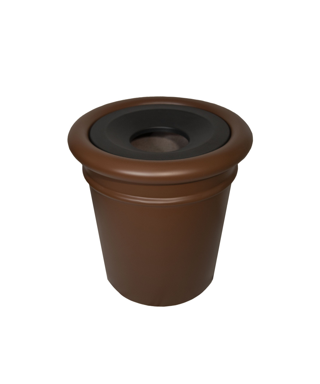 CALABRIA Decorative Trash Receptacle