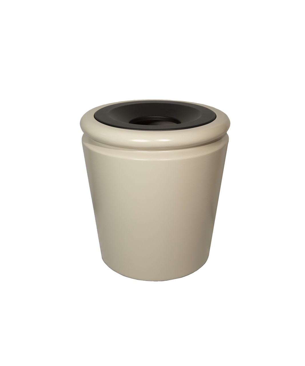 32 Gallon Fiberglass TURNBERRY Decorative Trash Receptacle